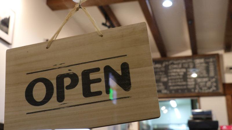 おむすびCafe 12月13日8:30オープン!